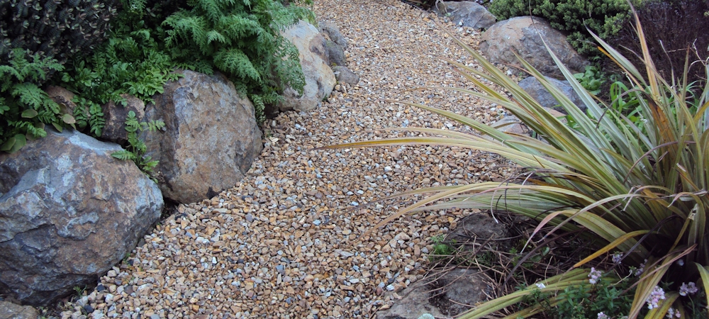 shingle path